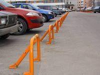 автомобильных ограждений в Ангарске