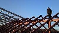 Сварочные работы с металлоконструкциями в Ангарске