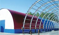 Быстровозводимые металлоконструкции в Ангарске