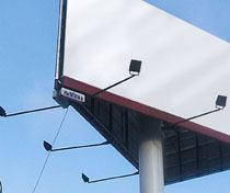cварные рекламные щиты в Ангарске