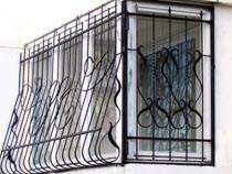 металлические решетки в Ангарске