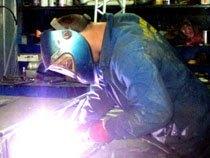Восстановление посадочных мест металлаконструкций г.Ангарск