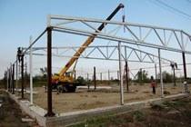 Восстановление геометрии металлоконструкций в Ангарске и усиление зданий г.Ангарск